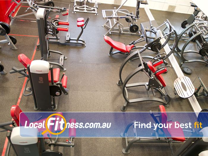 Re-Creation Health Clubs Near Noble Park Our Keysborough gym includes 2 levels of fitness.