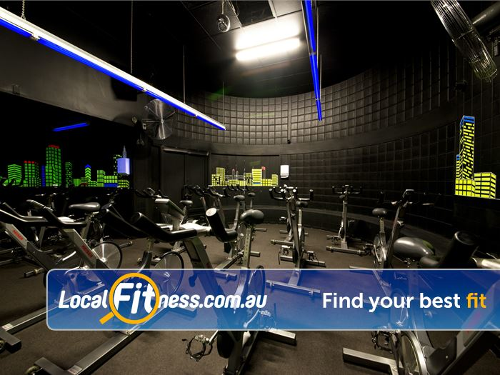 Re-Creation Health Clubs Near Noble Park Join in with our Keysborough spin cycle classes.