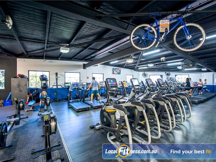 Goodlife Health Clubs Mount Lawley The Mount Lawley gym provides a spacious and friendly gym environment.