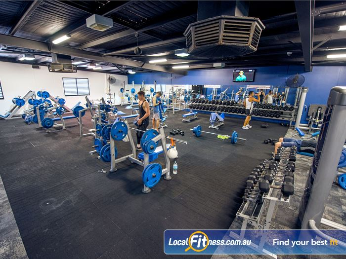 Goodlife Health Clubs Gym Bentley  | Our Mount Lawley gym includes a comprehensive range