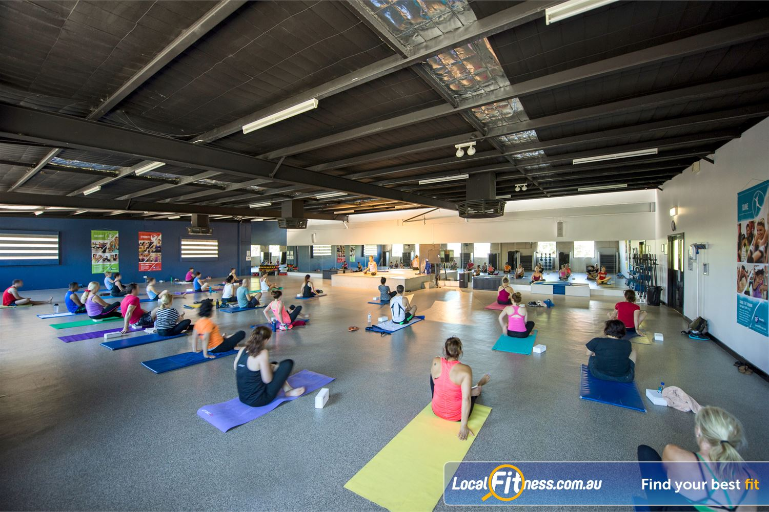 Goodlife Health Clubs Near Inglewood Popular Mount Lawley Yoga and Les Mills classes.