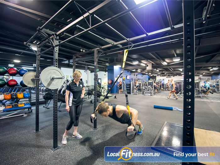 Goodlife Health Clubs Mount Lawley Mount Lawley gym instructors can tailor a strength program to suit you.