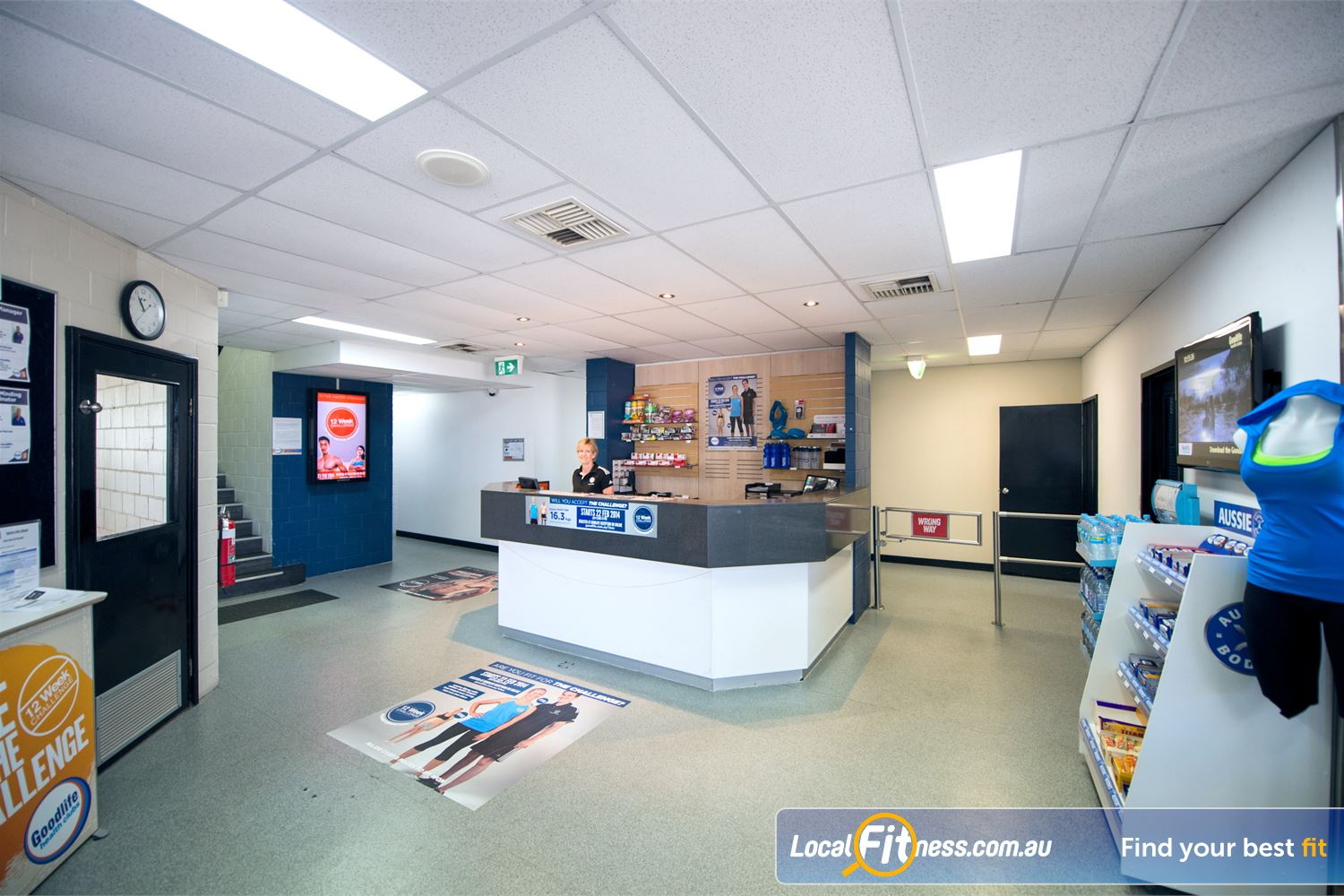 Goodlife Health Clubs Mount Lawley Meet our friendly Goodlife team who will take care of your every need.