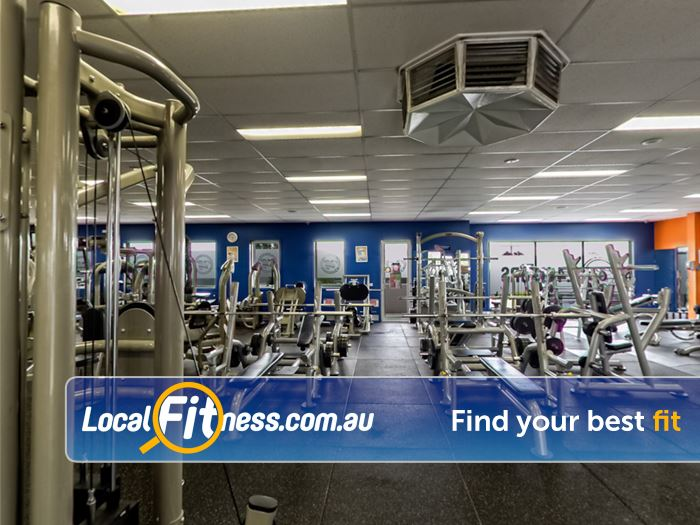 Plus Fitness 24/7 24 Hour Gym Rosanna    State of the art Mill Park gym access
