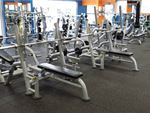 Plus Fitness 24/7 Bundoora Gym Fitness Multiple bench and squat racks