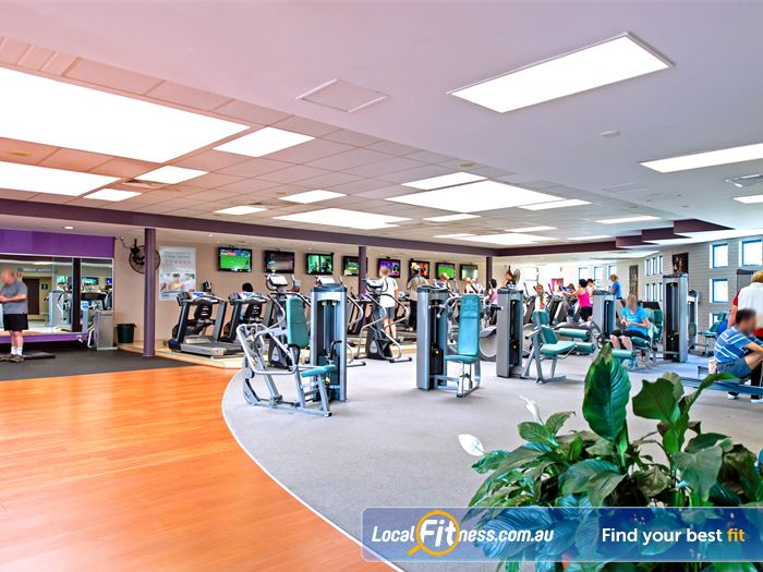 Whitlam Leisure Centre Gym Wetherill Park  | Our spacious and modern Liverpool gym.
