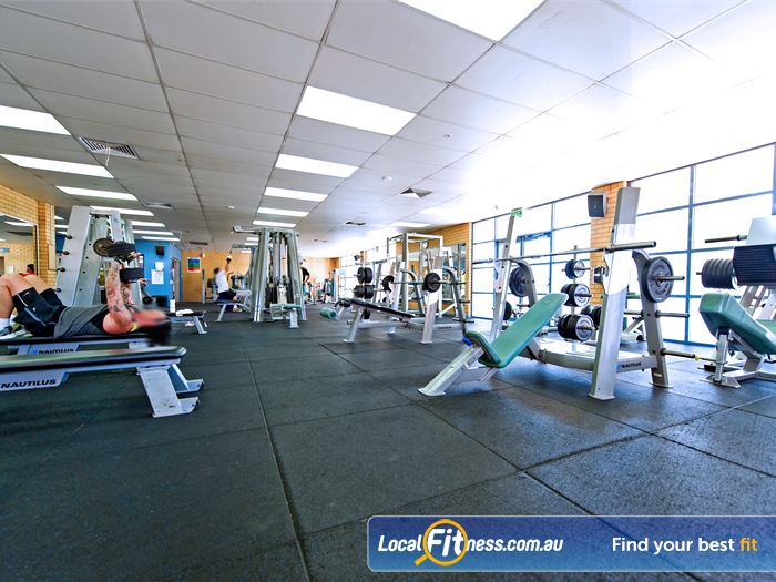 Whitlam Leisure Centre Gym Miller  | Our Liverpool gym is fully equipped for all