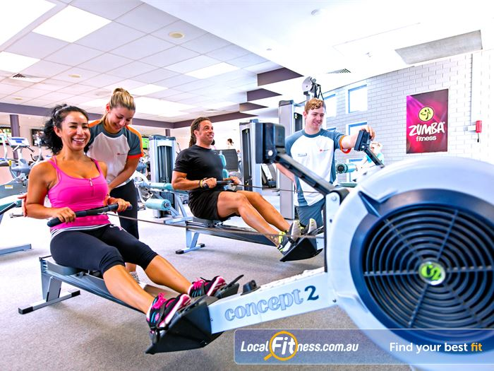 Whitlam Leisure Centre Lurnea Gym Fitness Vary your cardio workout to