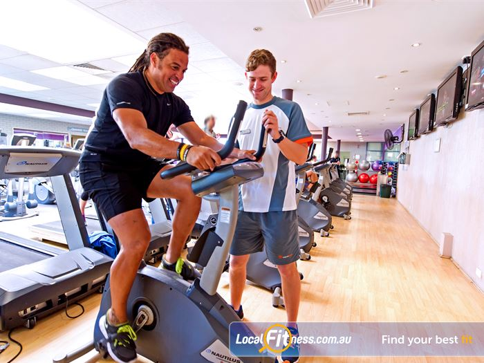 Whitlam Leisure Centre Warwick Farm Gym Fitness Our Liverpool gym team will