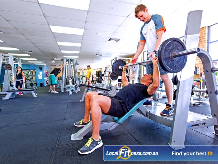 Whitlam Leisure Centre Moorebank Gym Fitness Our gym instructors can help