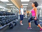 Whitlam Leisure Centre Liverpool Gym Fitness Fully equipped with dumbbells,