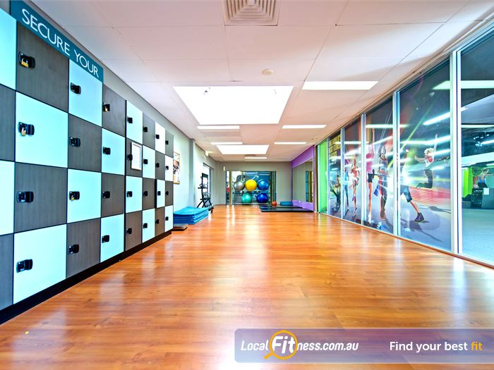Whitlam Leisure Centre Warwick Farm Gym Fitness Keep your belongings in our
