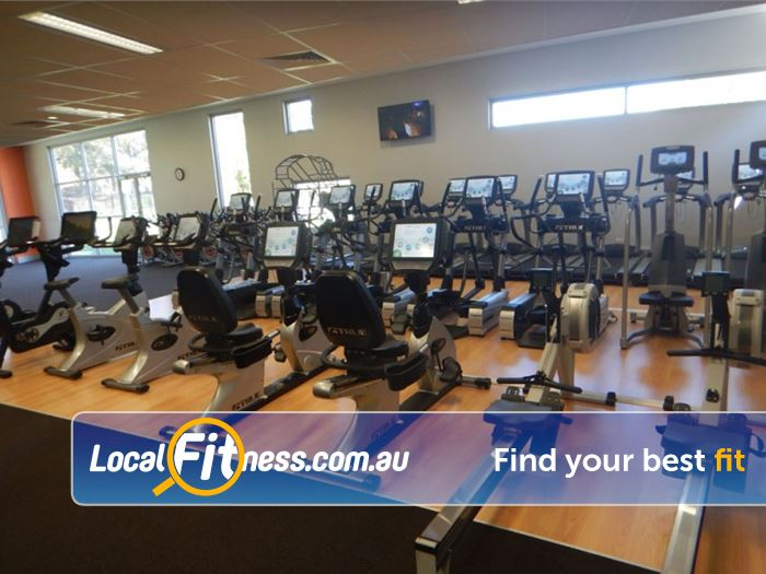 Moss Vale Aquatic Centre Gym Moss Vale  | The state of the art Moss Vale gym.