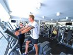 Ask our gym instructors about incorporating cardio training