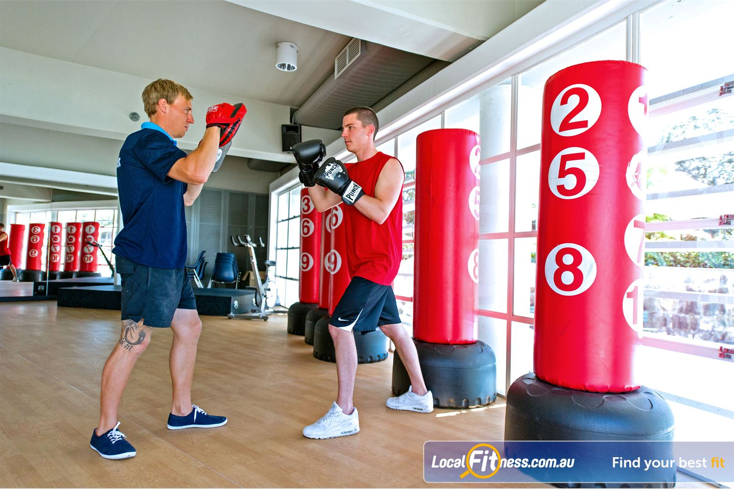 Victoria Park Pool Camperdown Camperdown personal training is suitable for all ages and abilities.