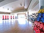 Spacious and naturally lit Camperdown group fitness studio.