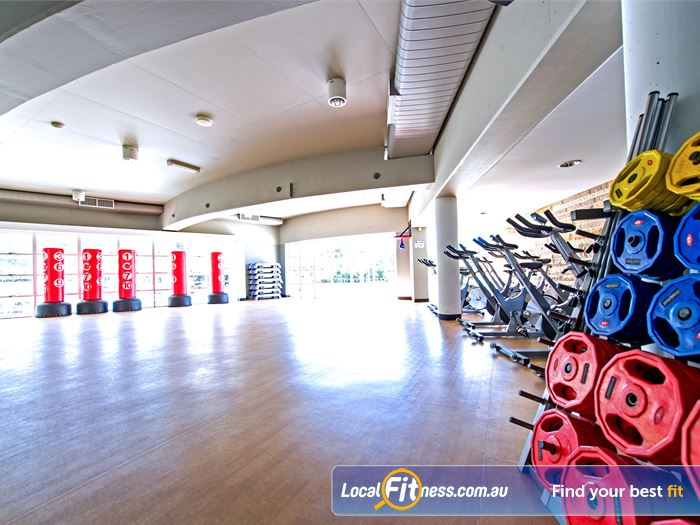 Victoria Park Pool Marrickville Gym Fitness Spacious and naturally lit