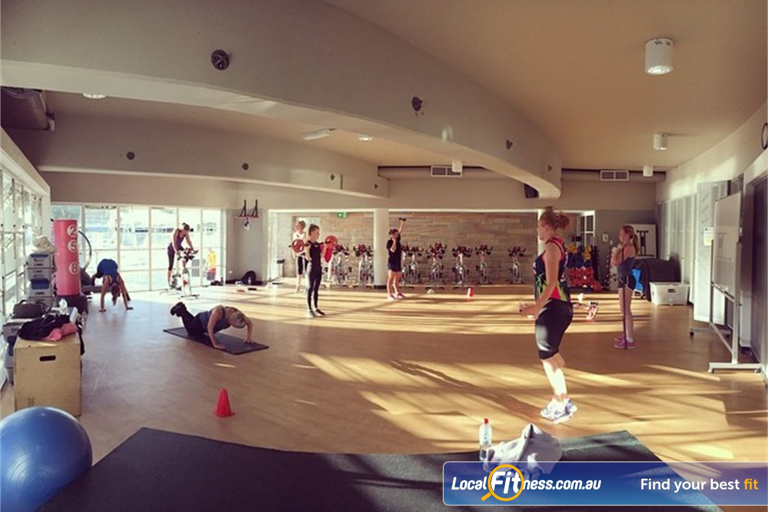 Victoria Park Pool Near Sydney Gateway Facility Popular classes inc. Camperdown Zumba, Yoga and Pilates.