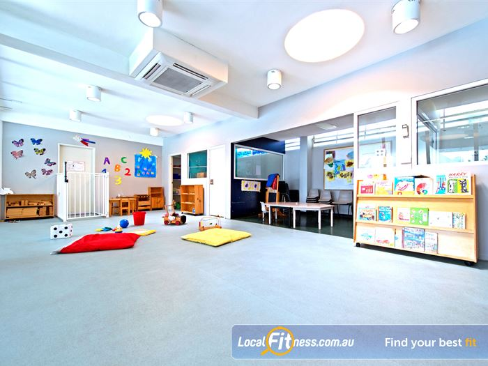 Victoria Park Pool Camperdown Gym Fitness Camperdown Child Care provides