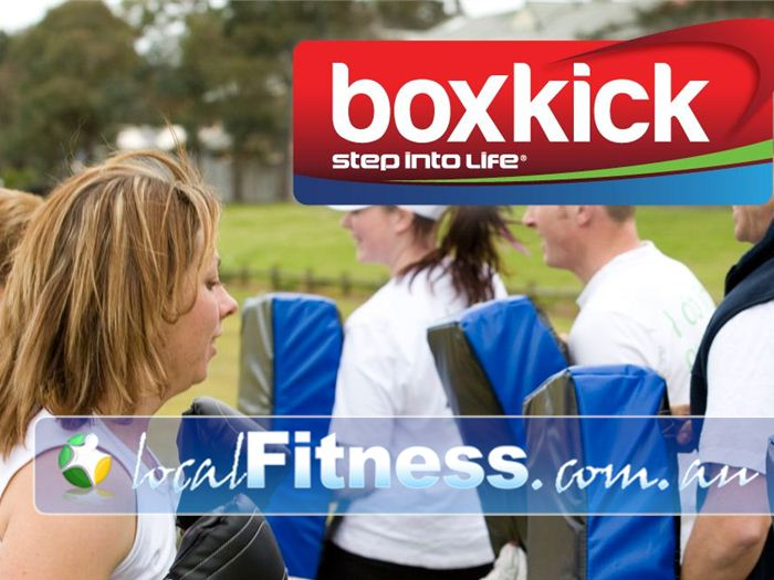 Step into Life Gym Macquarie Park  | Pymble Boxing classes outdoors will have you burning