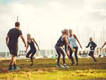 Experience outdoor classes in the beautiful Rushcutters Bay
