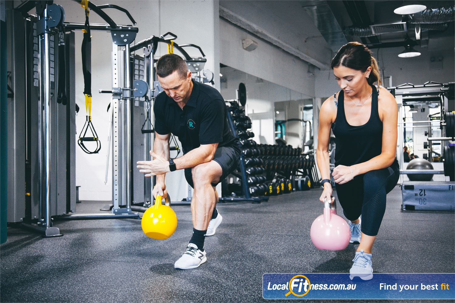Rushcutters Health Rushcutters Bay Rushcutters Health was voted BEST Personal Training Studio in Sydney in 2019 and 2020.