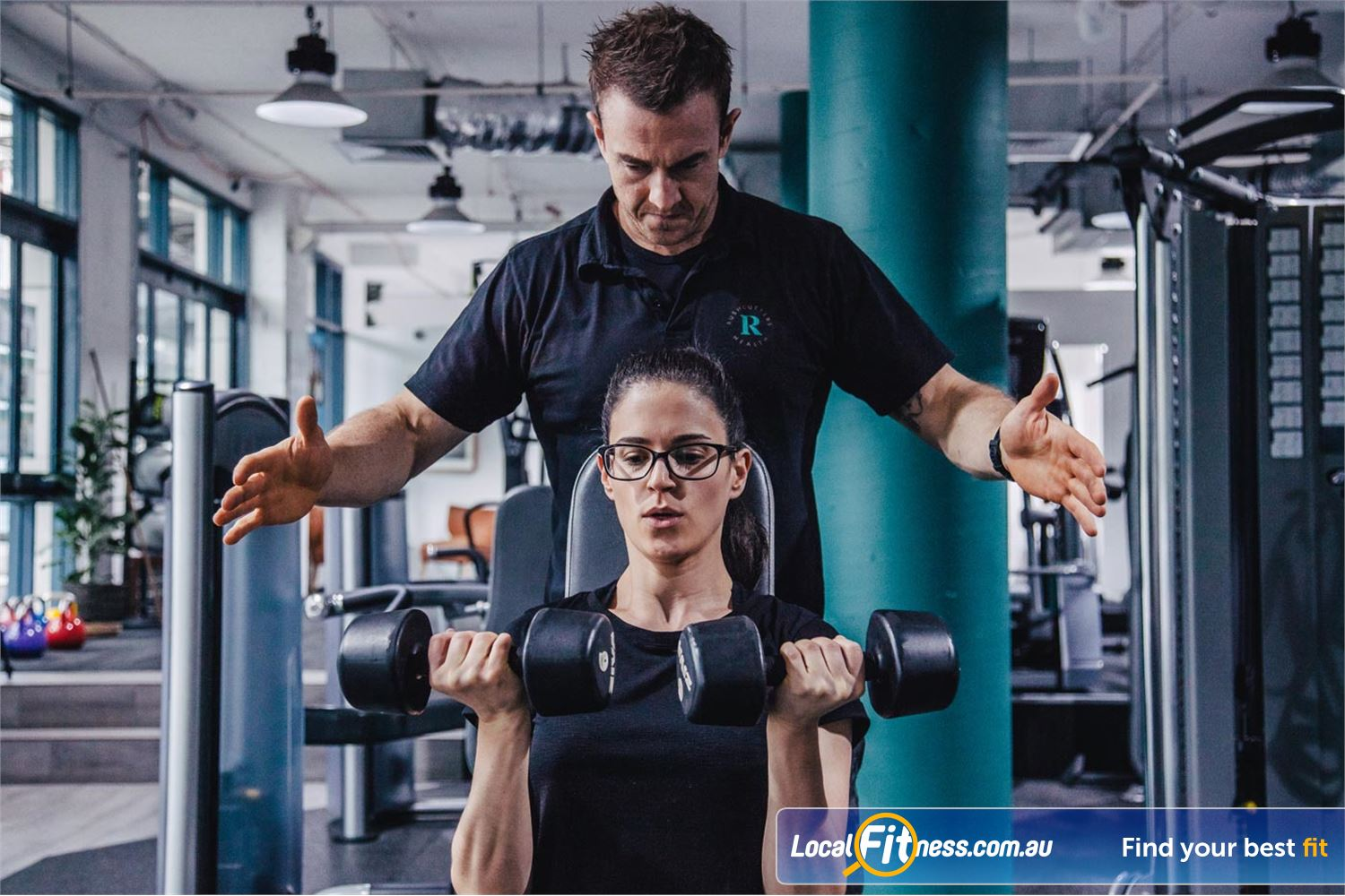 Rushcutters Health Near Woolloomooloo No cookie cutter programs, only personalised personal training programming.