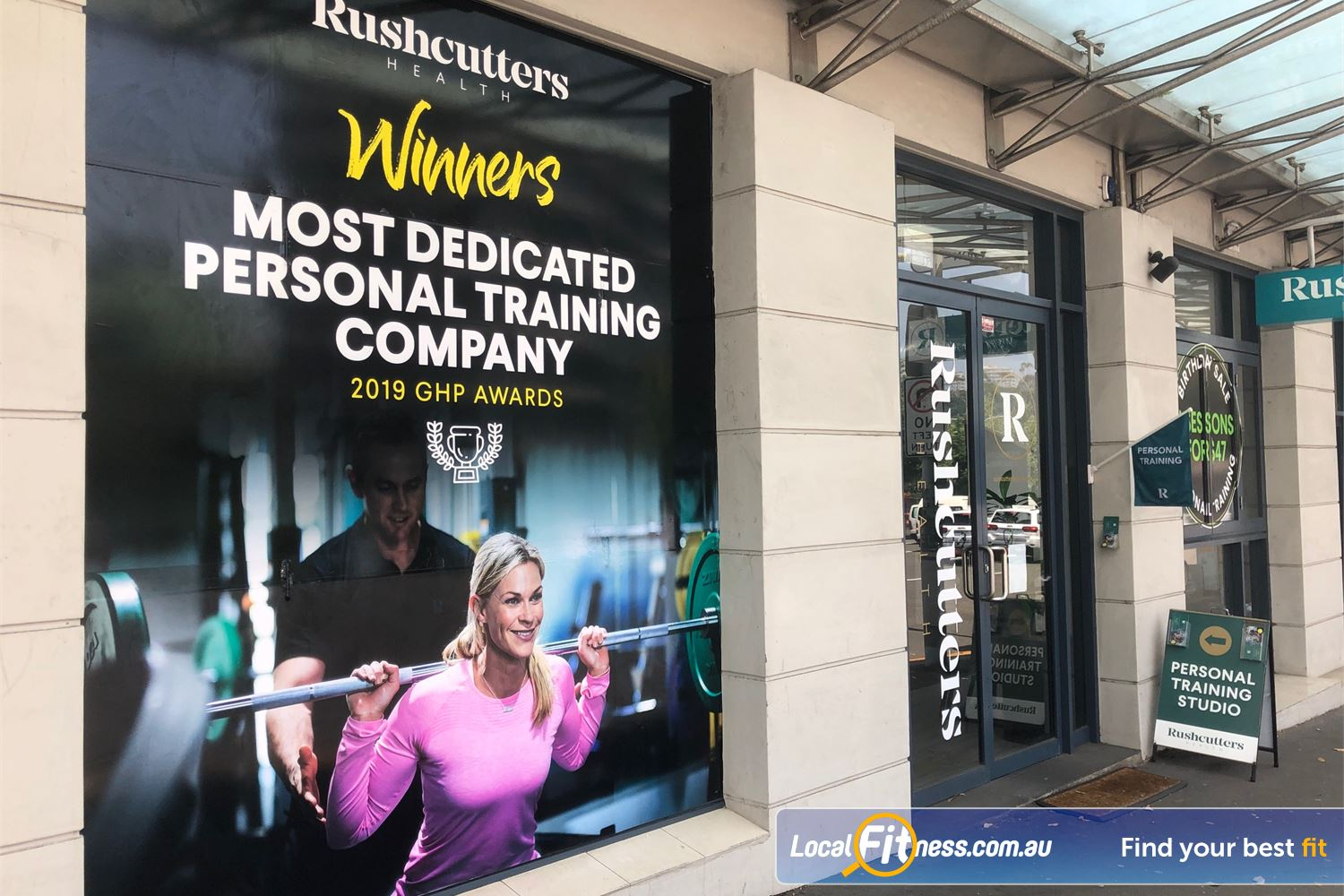 Rushcutters Health Near Paddington Our boutique gym is located underneath the Vibe hotel in Rushcutters Bay.