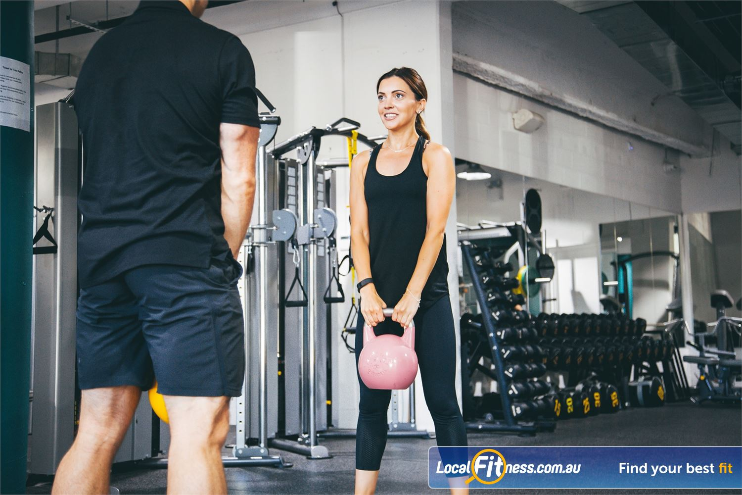 Rushcutters Health Near Woolloomooloo Gym memberships are capped at 250 people, to ensure it is never too crowded.