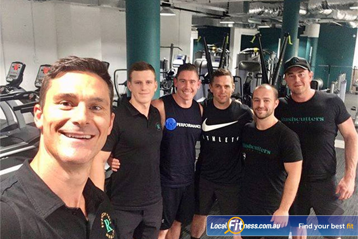 Rushcutters Health Near Double Bay 11 of the country's most experienced Personal Trainers are ready to help you.