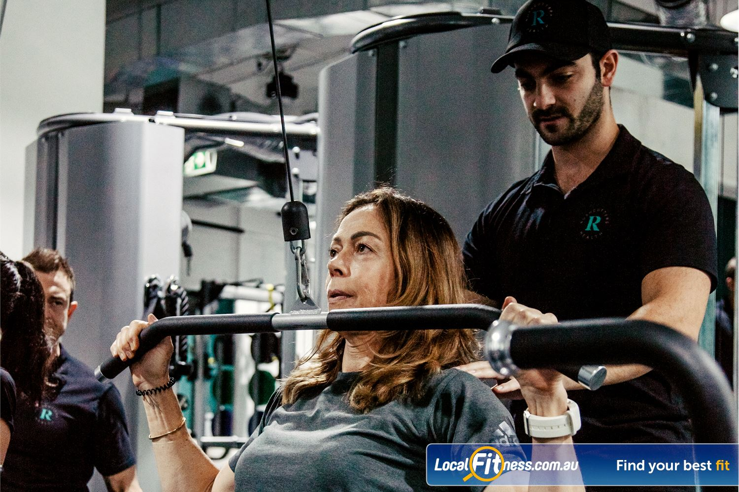 Rushcutters Health Rushcutters Bay Get access to our weekly personal training programs.