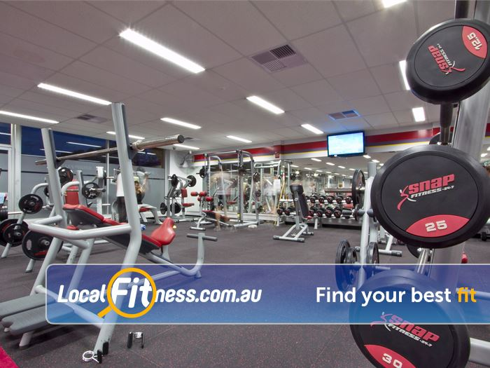 Snap Fitness Gym Redcliffe  | Welcome to Snap Fitness 24 hour gym Victoria