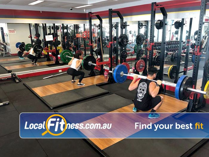 Snap Fitness East Victoria Park Get into Functional training in our Victoria Park HIIT gym.