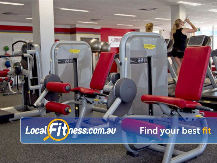 Snap Fitness East Victoria Park Our Victoria Park gym includes only the best equipment from TechnoGym.