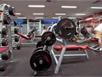 Our free-weights area caters for all levels of