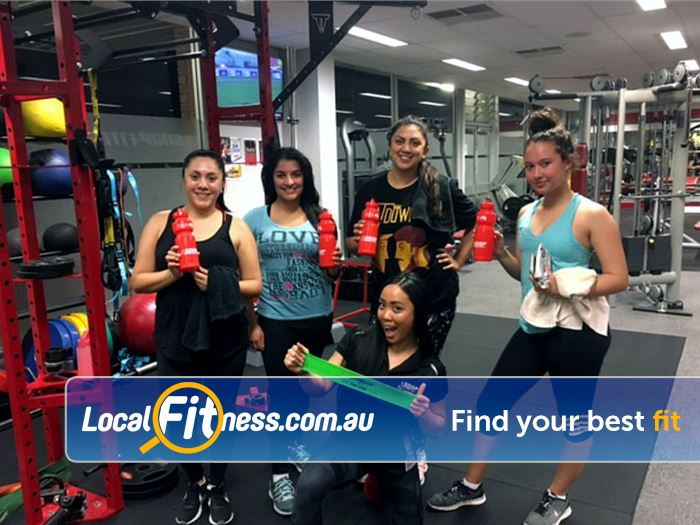 Snap Fitness HIIT Perth  | Get into functional group fitness training.