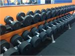 Plus Fitness 24/7 Nedlands Gym Fitness Dumbbells, barbells, benches