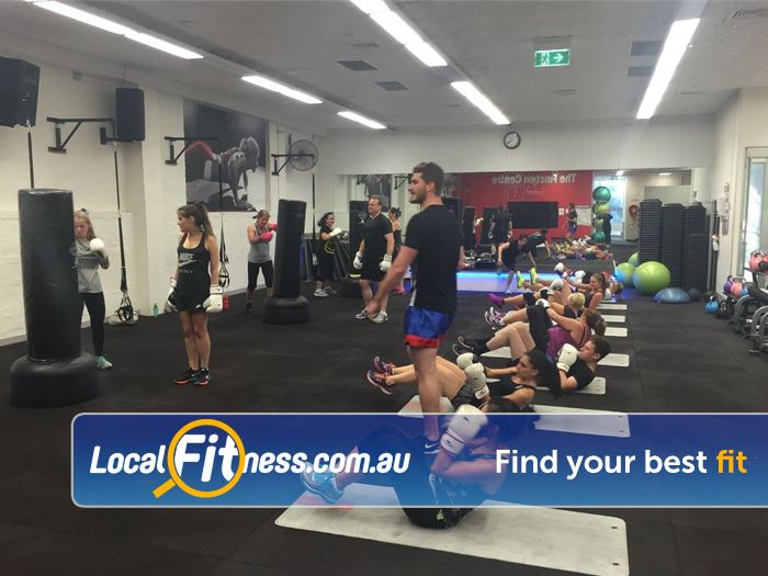 Re-Creation Health Clubs HIIT Melbourne  | Enjoy our fun and challenging High Intensity Training