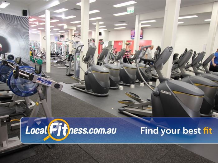 Re-Creation Health Clubs Gym Glen Iris  | Welcome to our 24 hour Re-Creation Malvern gym.