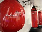 Boxing bags, ropes, jump boxes and more in