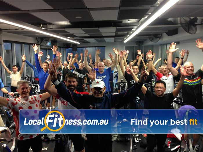 Re-Creation Health Clubs Caulfield East Gym Fitness Enjoy the fun and motivating