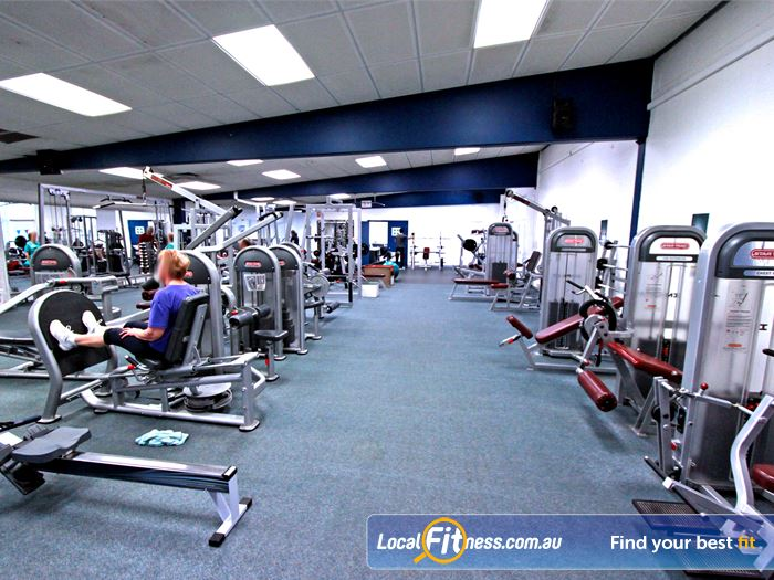 East Keilor Leisure Centre Gym Airport West  | Our Keilor East gym is fully equipped with