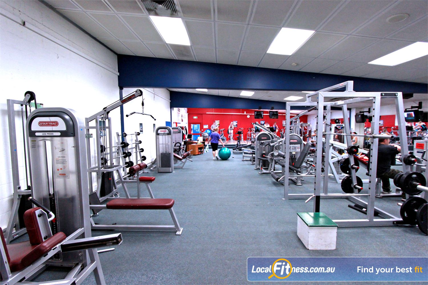 East Keilor Leisure Centre Near Niddrie East Keilor gym offers a relaxed and non-threatening environment.