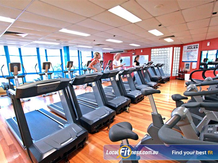 East Keilor Leisure Centre Keilor East Gym Fitness The East Keilor gym cardio area