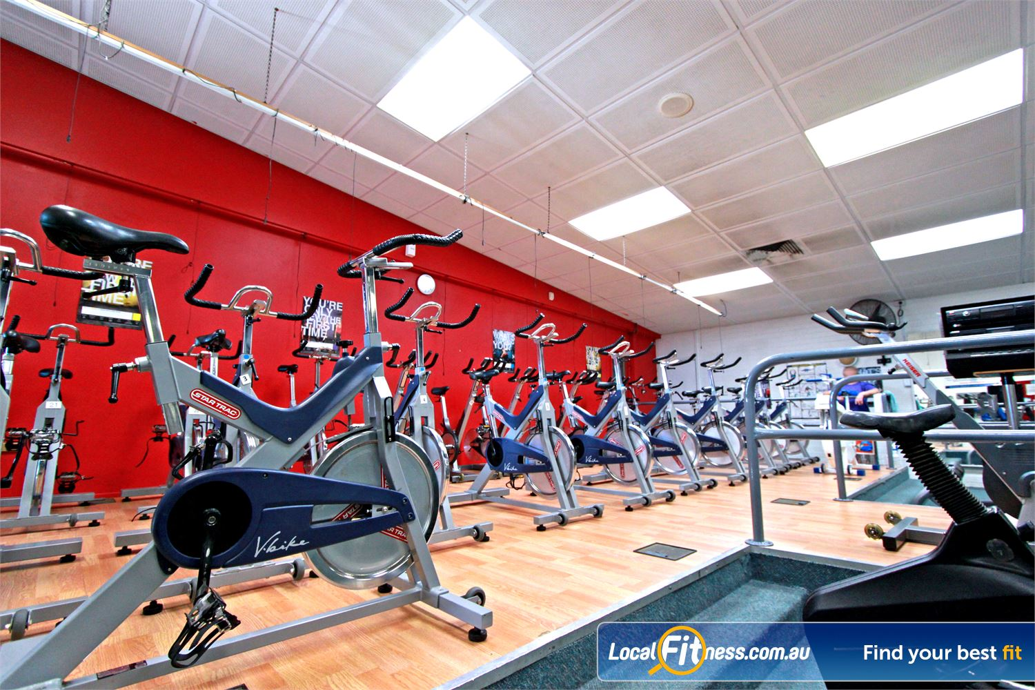 East Keilor Leisure Centre Near Airport West Join in on our many East Keilor spin cycle classes.