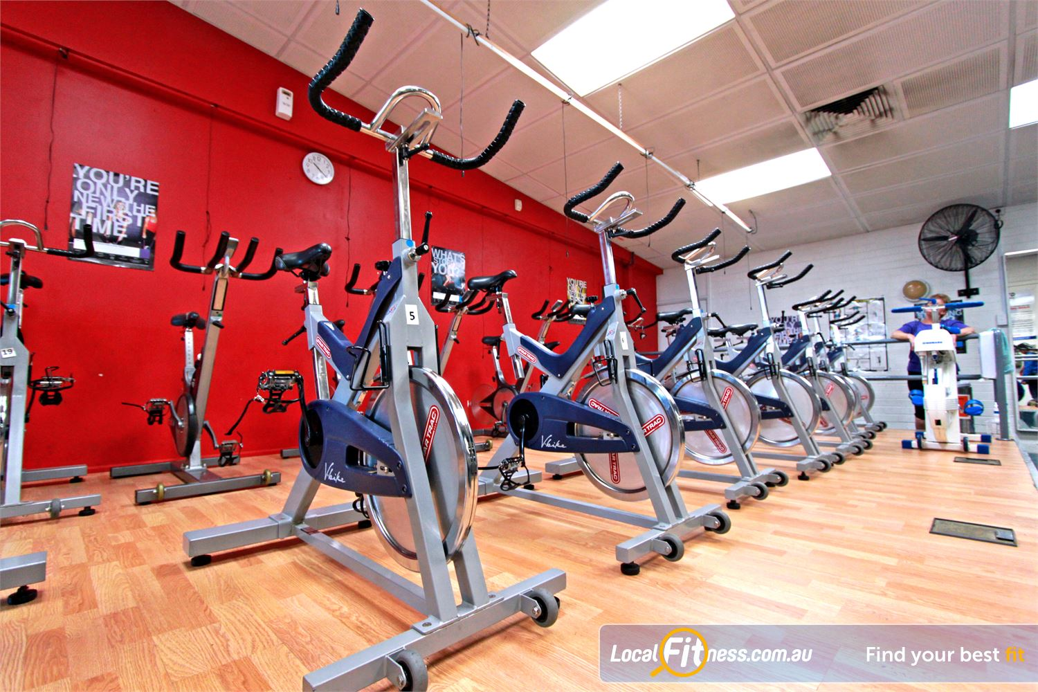 East Keilor Leisure Centre Keilor East Join in on our many East Keilor spin cycle classes.