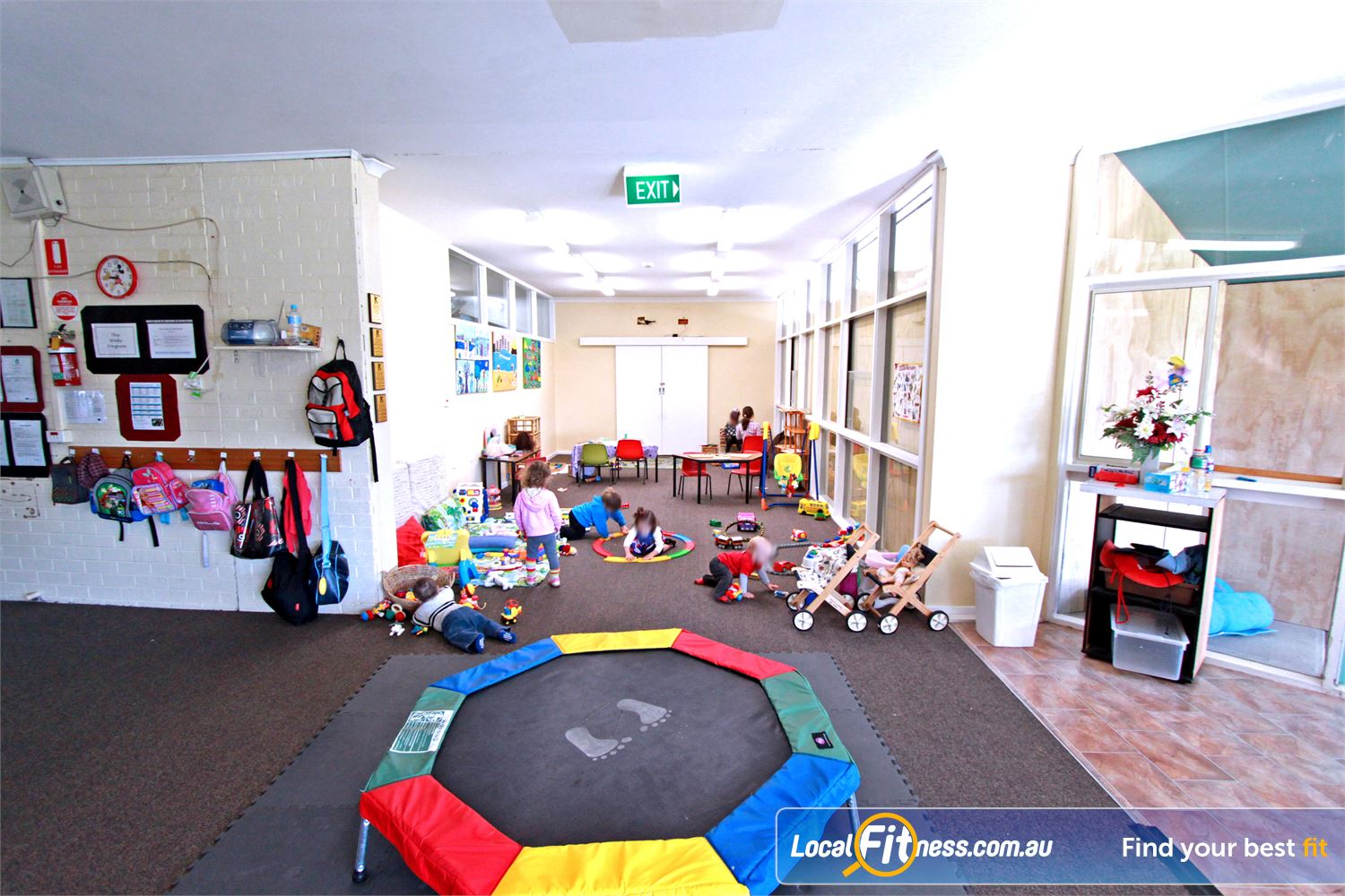 East Keilor Leisure Centre Keilor East We provide an East Keilor registered occasional care and creche service.