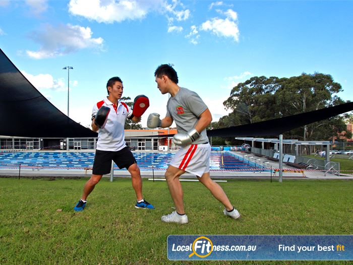 Macquarie University Sport & Aquatic Centre Macquarie Park Gym Fitness Enjoy an outdoor Macquarie Park