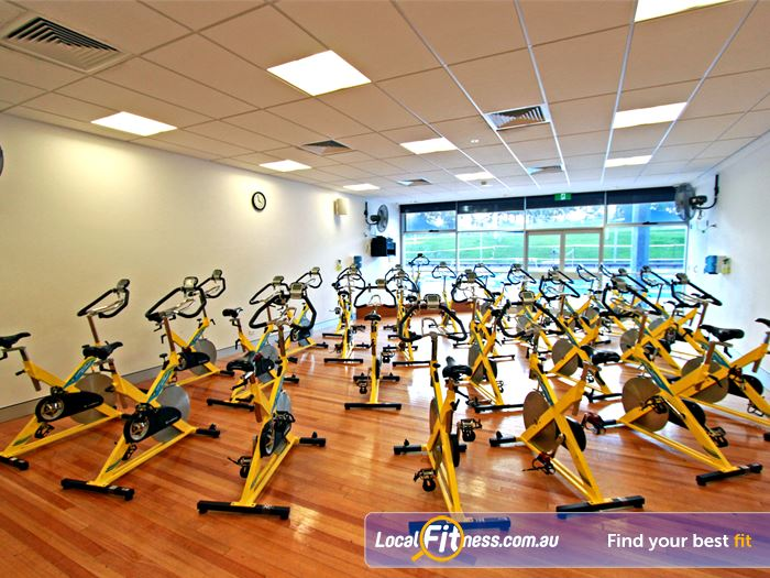 Macquarie University Sport & Aquatic Centre Marsfield Gym Fitness Our Macquarie Park cycle studio