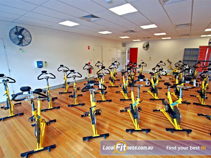 Macquarie University Sport Aquatic Centre Cycle Studio Macquarie Park Our Macquarie Park Gym